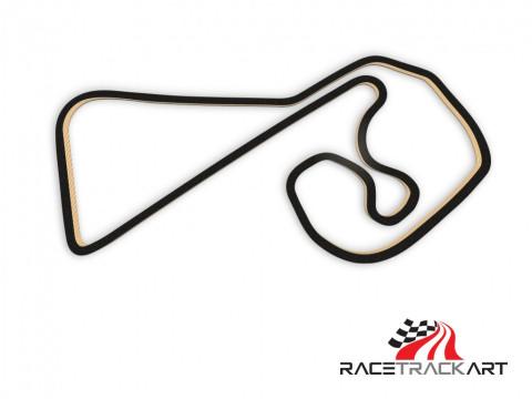 2. Wahl - Sachsenring - 92cm - mit Verfärbungen