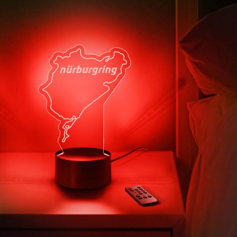 LED Lampe Nürburgring Gesamt
