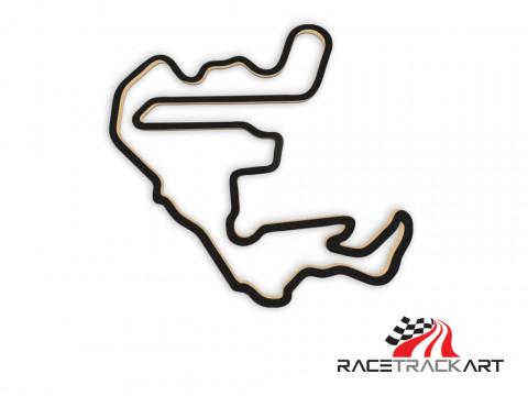 Thunderhill Raceway Park 5 Mile Course