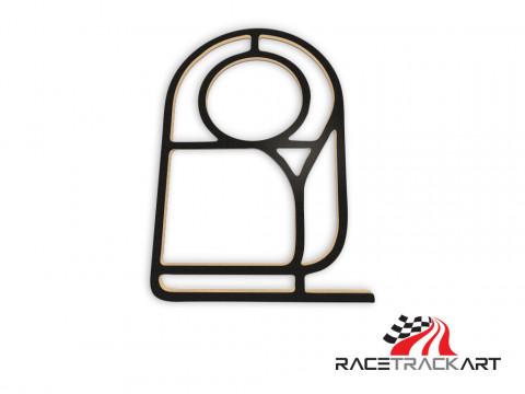 Tire Rack Test Track