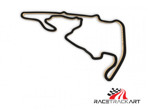 Virginia International Raceway Grand East Course