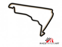 Autodromo Hermanos Rodriguez GP Circuit since 2015
