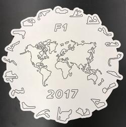 F1 Calendar World