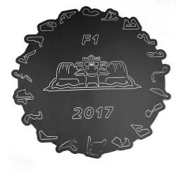 Formula 1 Calendar 2017