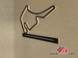 Key Holder with Hockenheimring GP
