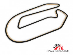 Homestead Miami Speedway Modified Road Course