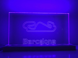 Lamp Barcelona