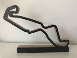Assen TT Circuit with foot