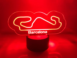 LED Lamp Barcelona