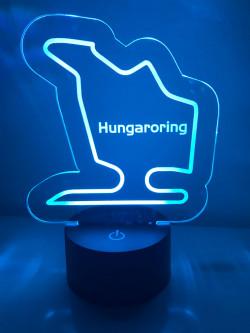 LED Lamp Hungaroring
