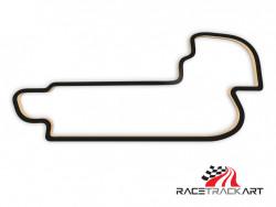 Indianapolis Motor Speedway IndyCar GP Circuit