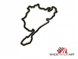 2nd choice - Nurburgring complete track from 1927-1967 - 92 cm