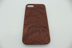 Real Wood Mobile Phone Case for Apple Phones - Nürburgring