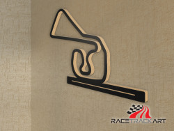 Key Holder with Sachsenring