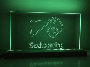 Lamp Sachsenring