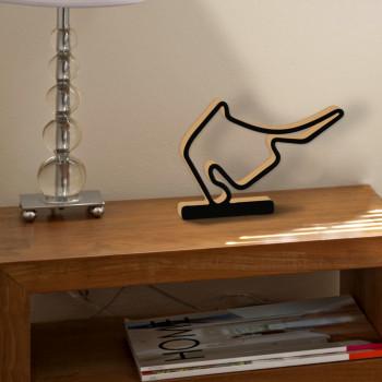 Hockenheimring GP with foot