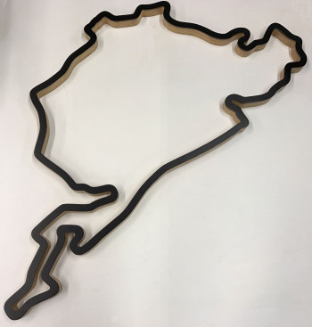 2nd choice - Nurburgring complete track - 92 cm