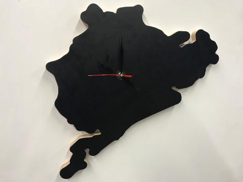 Racetrackart Race Track Clock