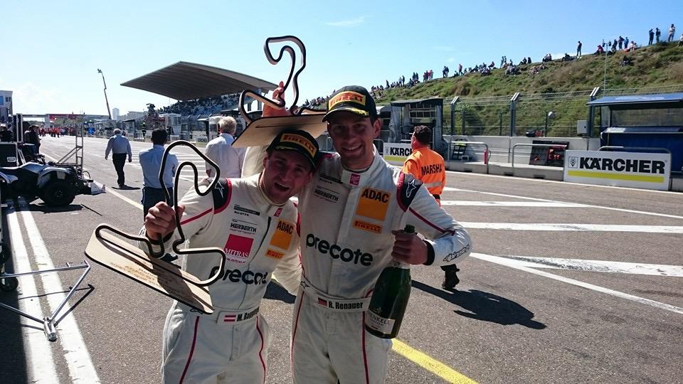 ADAC GT Masters Pokale Zandvoort