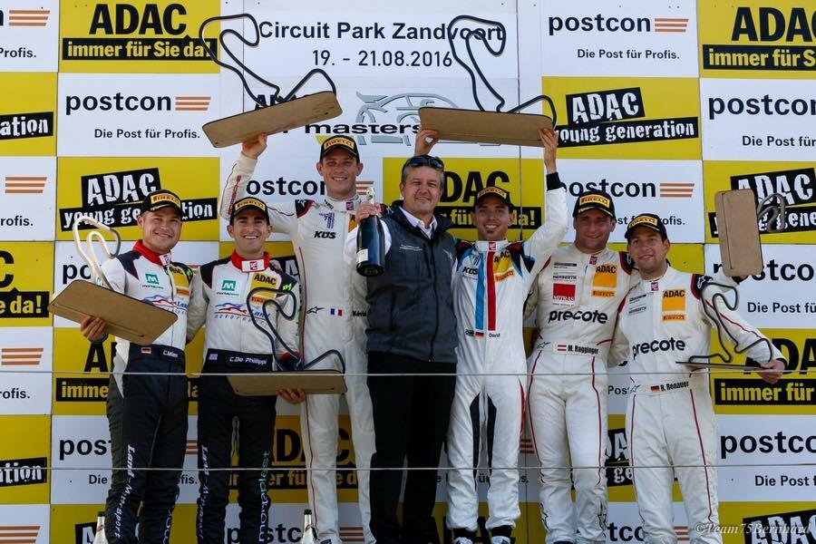 ADAC GT Master Zandvoort